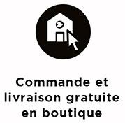 Commande & Livraison gratuite